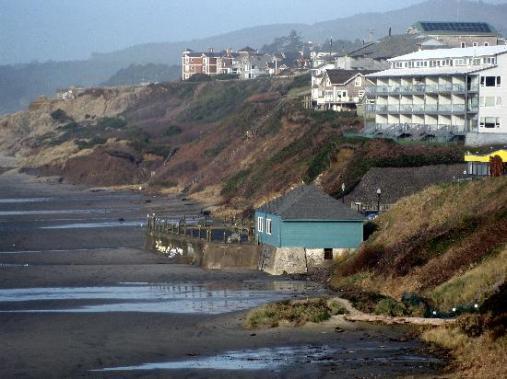 Nye Beach.
