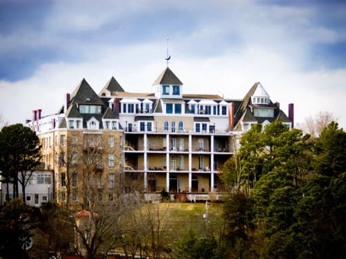 Eureka Springs Crescent Resort and Spa