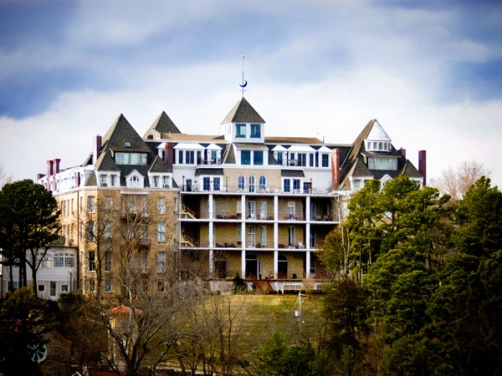 Eureka Springs Crescent Resort and Spa