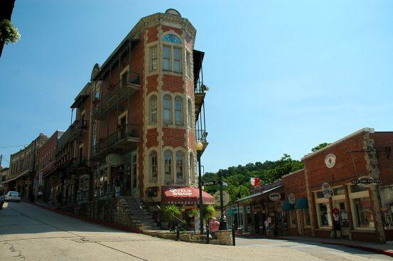 Downtown Eureka Springs