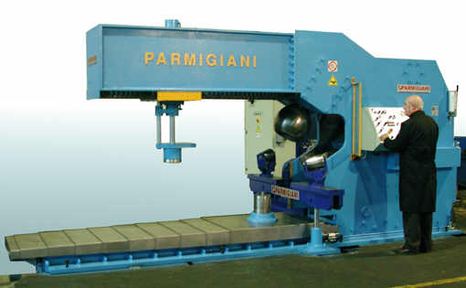 flanging machine center post (2)