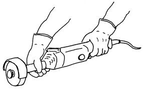 patent wheel grinder