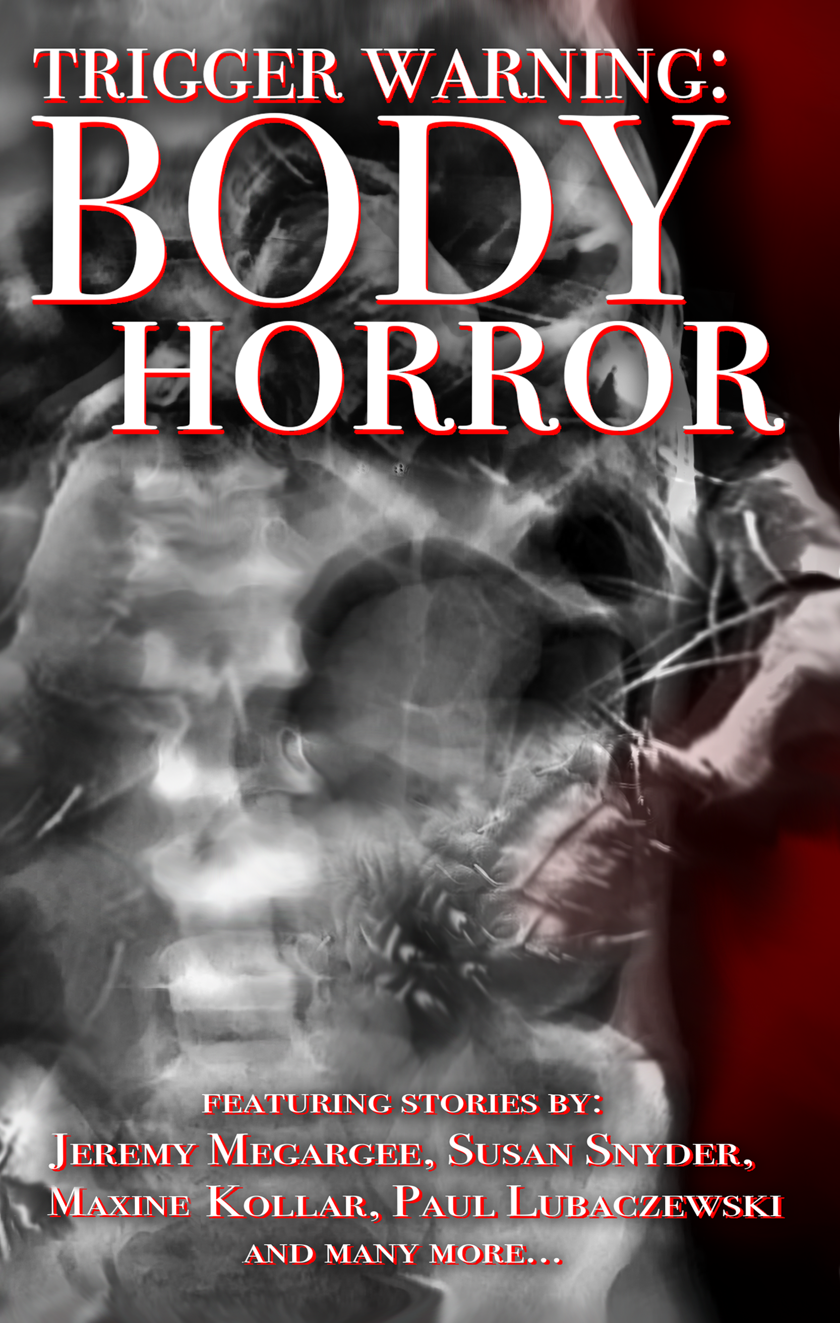 Body Horror Front Cover